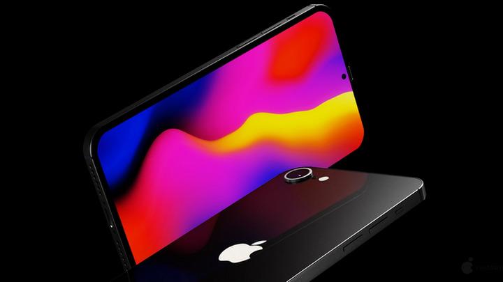 Mê mẩn ý tưởng iPhone SE (2021) lấy cảm hứng từ iPhone 12 mini