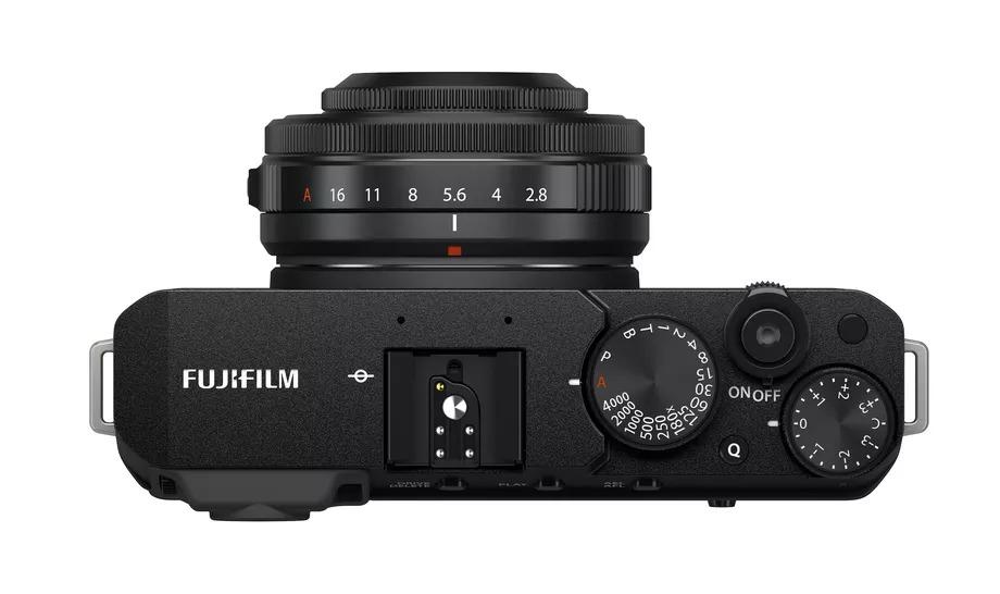 Fujifilm trình làng chiếc máy ảnh mirrorles X-E4 thu gọn