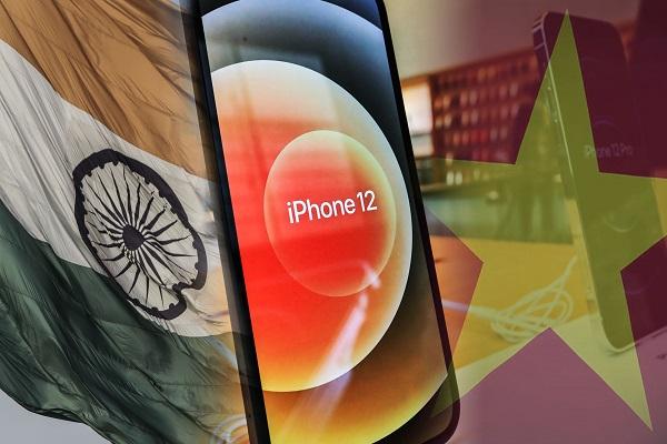 Apple gấp rút chuyển dịch sản xuất khỏi Trung Quốc, Việt Nam là ưu tiên