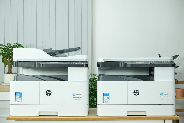 Trải nghiệm HP LaserJet MFP M440nda và M440dn: Lựa chọn máy photocopy linh hoạt cho doanh nghiệp
