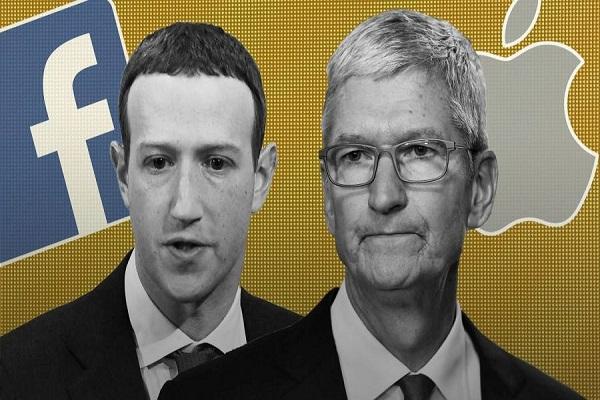 """Tim Cook gọi những công ty như Facebook là """"đáng bị khinh bỉ"""""""