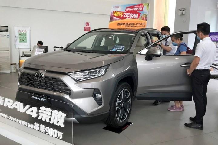 Toyota giành lại vị trí nhà sản xuất ô tô hàng đầu thế giới sau 5 năm