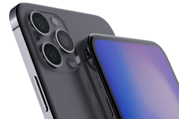 """Apple đang thử nghiệm nguyên mẫu iPhone 13 """"không tai thỏ"""" nhưng viền màn hình dày hơn"""