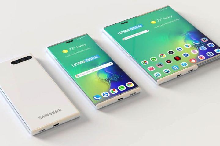 Samsung Display sẽ phát triển màn hình cuộn và trượt trong năm nay