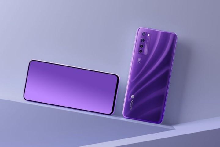 ZTE Axon 30 Pro 5G sẽ là flagship đầu tiên được trang bị camera ẩn dưới màn hình thế hệ 2
