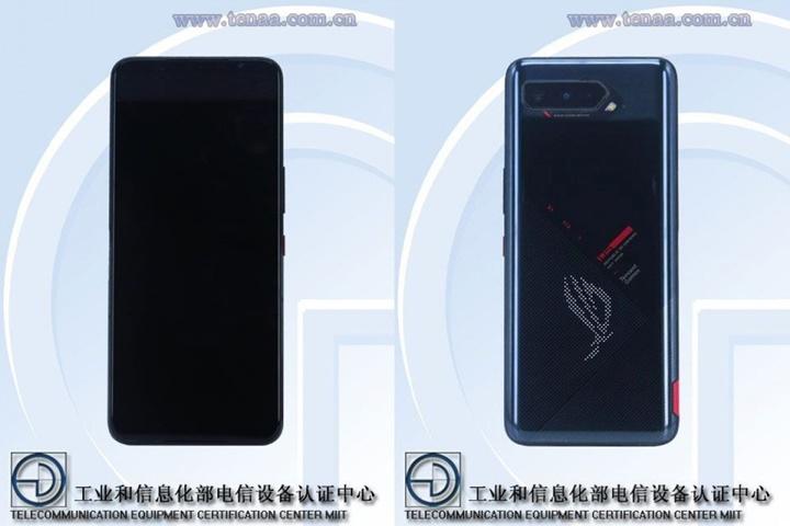Asus ROG Phone 5 lộ diện hình ảnh và thông số kỹ thuật
