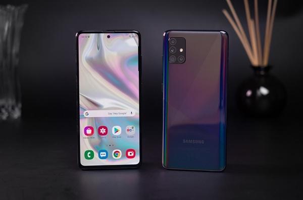 Hé lộ các phiên bản màu của Samsung Galaxy A52 5G