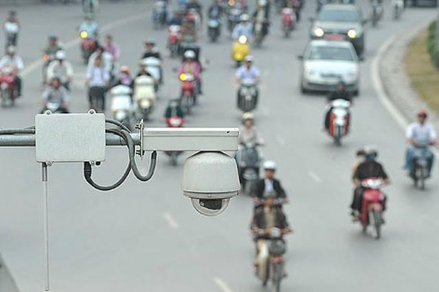 2.150 tỷ đồng để lắp camera ở Hà Nội, TP.HCM và tuyến Quốc lộ 1
