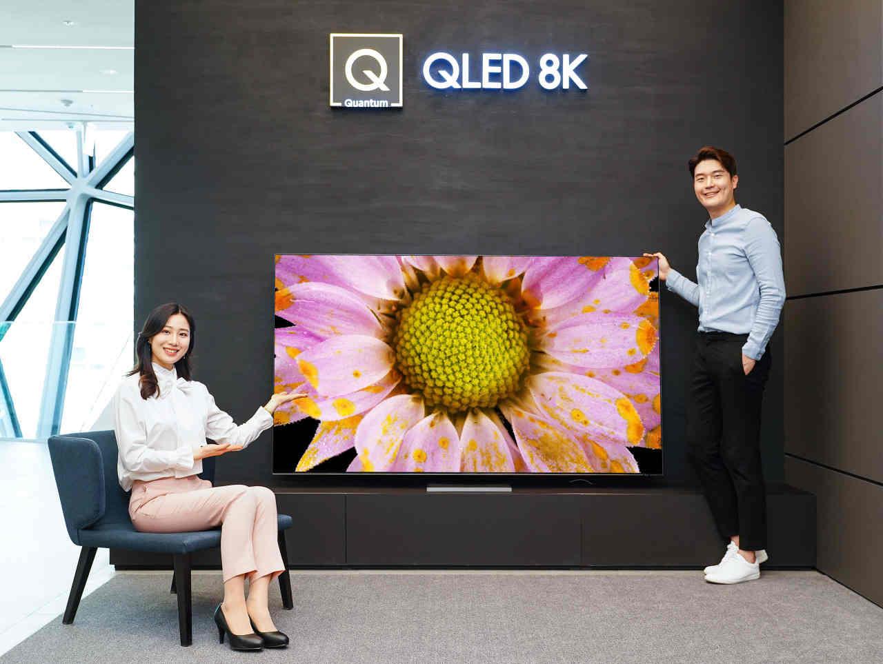 Samsung sẽ là hãng đầu tiên ra mắt TV QD-OLED vào năm 2022