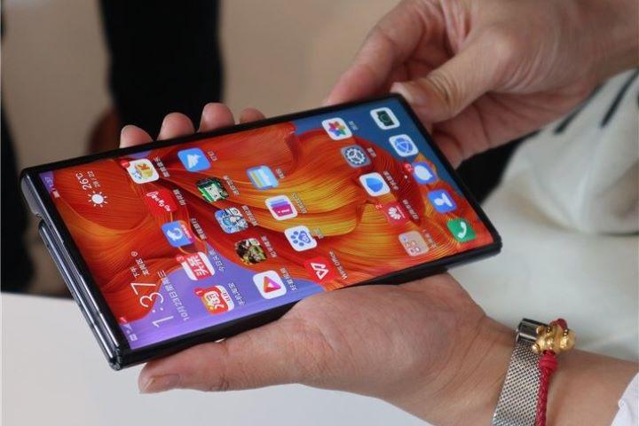 BOE cung cấp màn hình gập độc quyền cho Huawei Mate X2