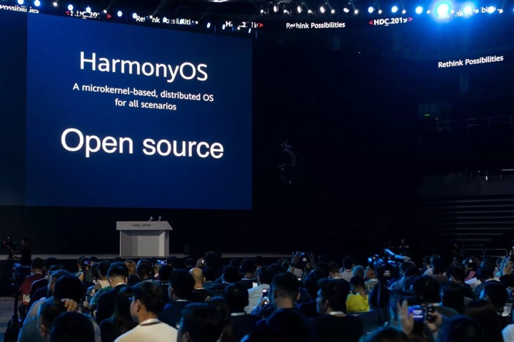 Harmony OS 2.0 của Huawei thực ra là bản sao nghèo nàn của Android 10