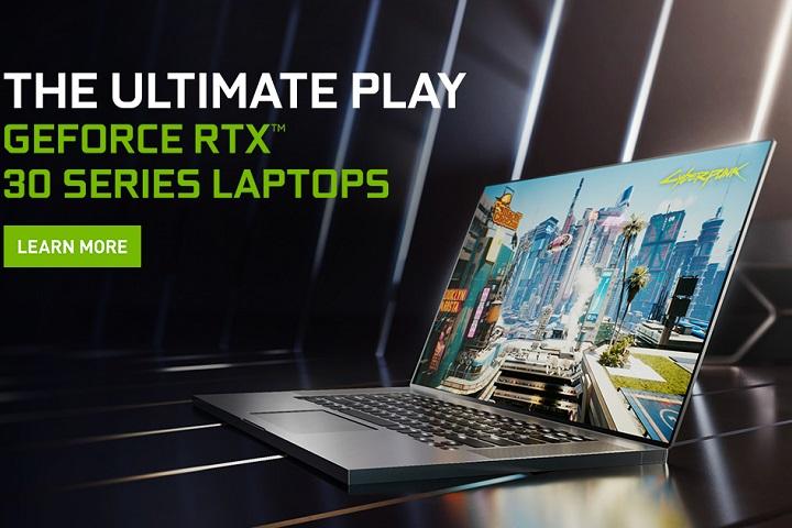 NVIDIA yêu cầu các công ty sản xuất laptop minh bạch hơn về thông số của GPU RTX 3000 series