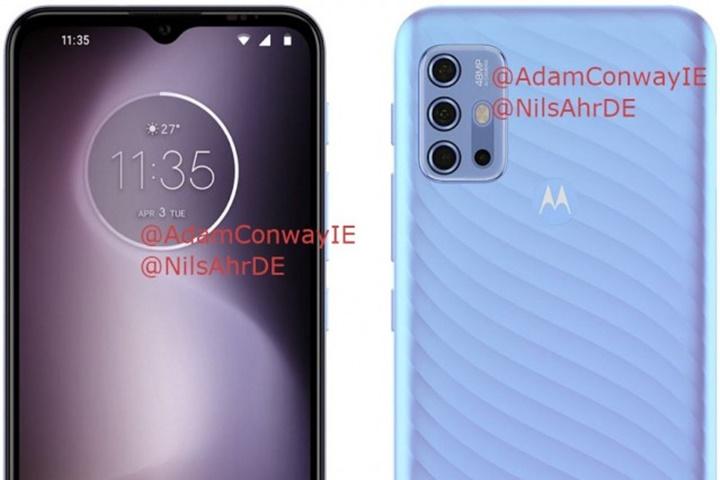 Lộ diện thêm 3 chiếc smartphone giá rẻ của Motorola