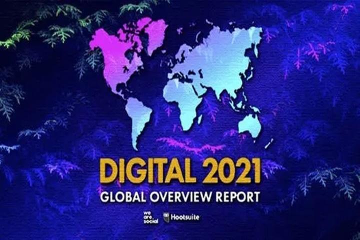 Thế giới cán mốc 4,66 tỷ người dùng internet