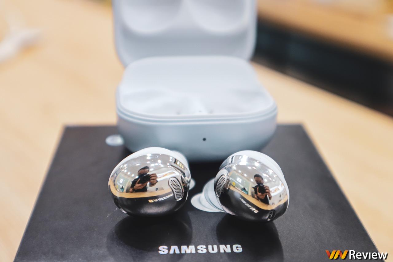 Đánh giá Galaxy Buds Pro: Công nghệ lấn lướt chất âm
