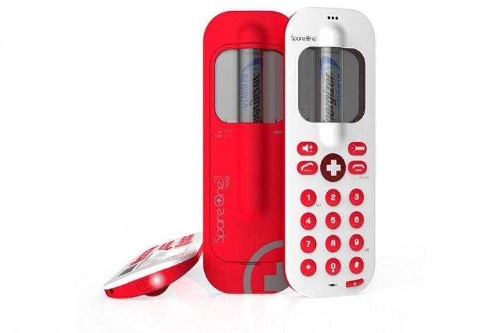Ngược dòng thời gian: Những chiếc điện thoại chạy bằng pin AA