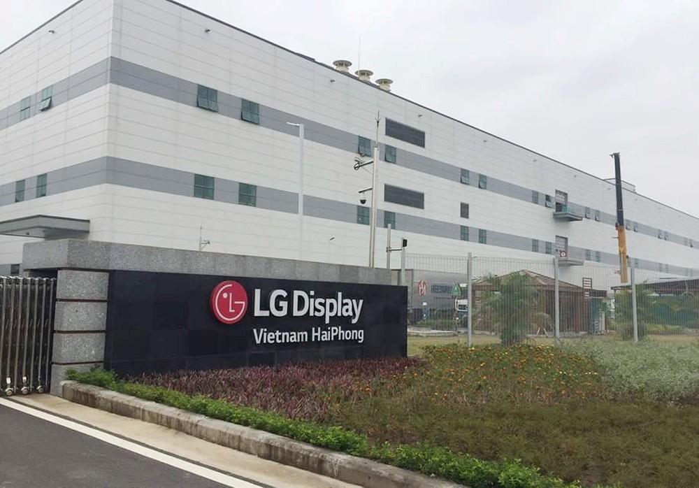 LG đầu tư 750 triệu USD mở rộng sản xuất OLED tại Việt Nam, tạo thêm 5.000 việc làm