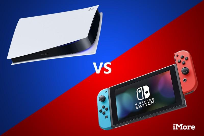 Thiếu chip khiến PS5 bán kém hơn Nintendo Switch