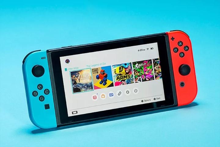 Đã có thể cài đặt Android 10 trên Nintendo Switch