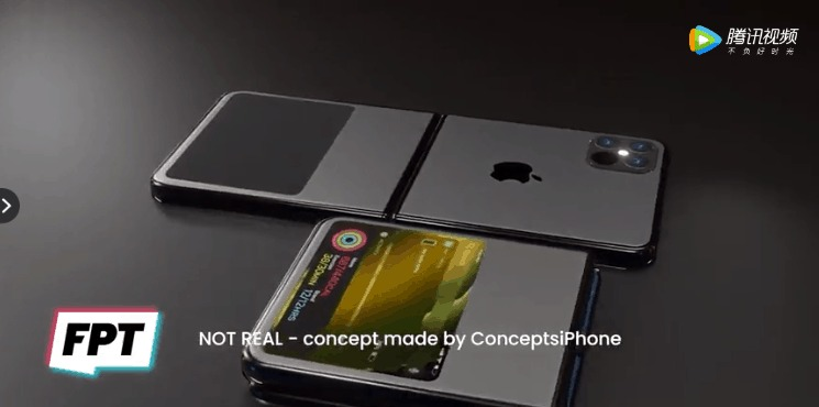 Chiếc iPhone gập của Apple sẽ xuất hiện trên thị trường trong 2 năm nữa