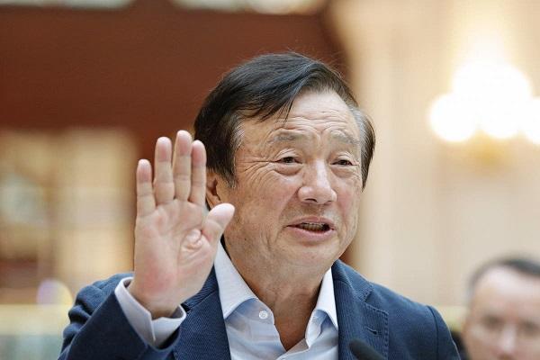 """Nhà sáng lập Huawei tỏ ý muốn """"làm lành"""" với Mỹ"""