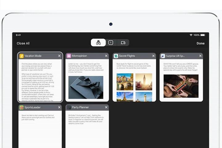 Chrome cho iOS đã có thể khóa tab ẩn danh bằng Face ID