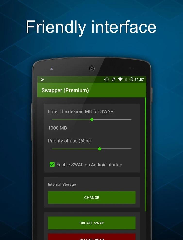 Cách bổ sung thêm RAM cho thiết bị Android bằng thẻ nhớ nhớ microSD