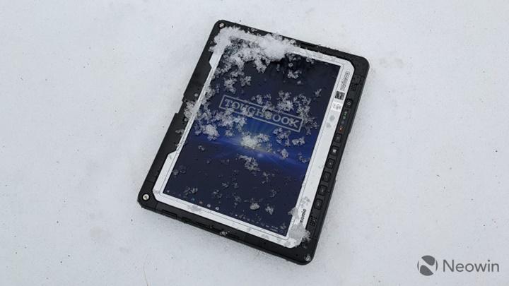 Panasonic giới thiệu PC có thể tháo rời Toughbook 33 mới