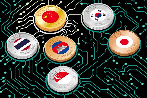 Trung Quốc khơi màn cuộc đua tiền điện tử ở châu Á
