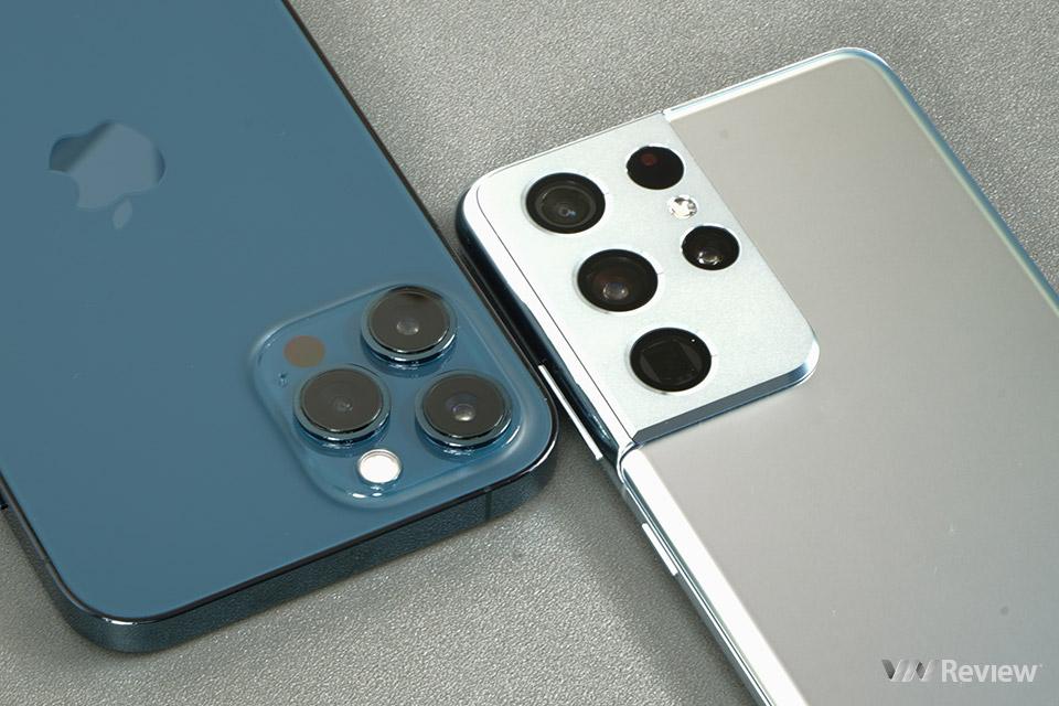 Đọ camera Galaxy S21 Ultra và iPhone 12 Pro Max: cuộc chiến ngôi vương về camera smartphone