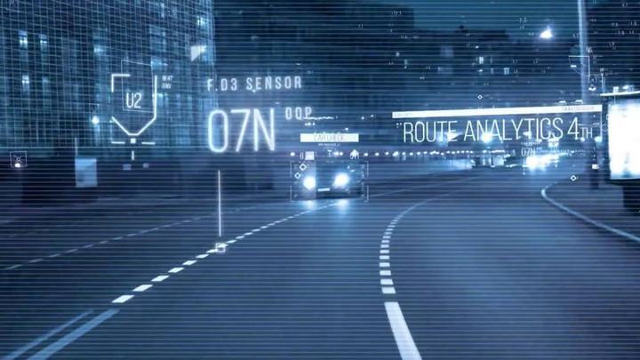 Cảm biến xe tự lái của Sony có thể quan sát từ khoảng cách lên tới 300 mét