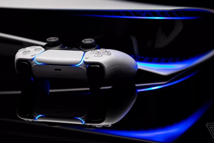 """Sony đã """"khắc"""" 40.000 biểu tượng PlayStation lên mỗi tay cầm DualSense PlayStation 5 như thế nào?"""