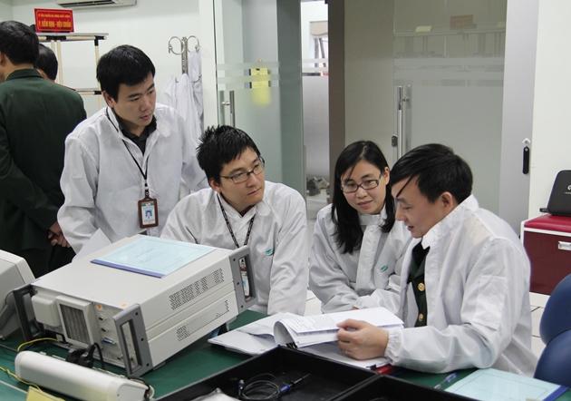 Các mảng hoạt động chính của Tổng Công ty Công nghiệp Công nghệ cao Viettel