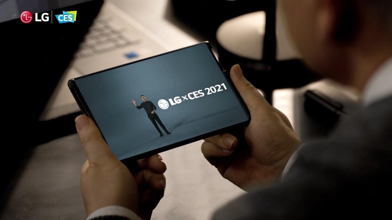 LG tạm hoãn kế hoạch thương mại điện thoại màn hình cuộn