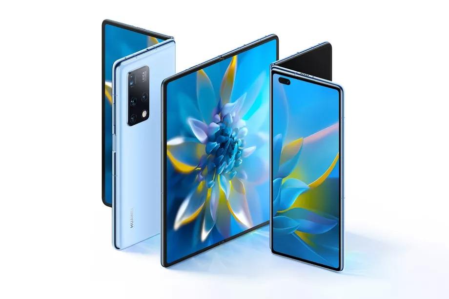 Huawei trình làng Mate X2 tại Trung Quốc, sử dụng thiết kế gập 2 màn hình của Samsung