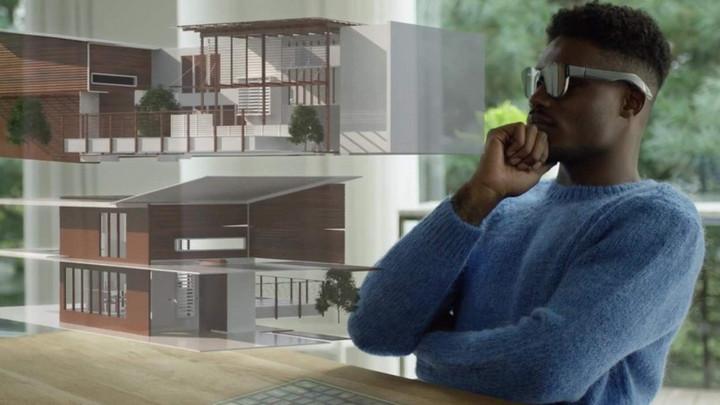 Samsung khoe concept kính AR sẽ hứa hẹn như thế nào