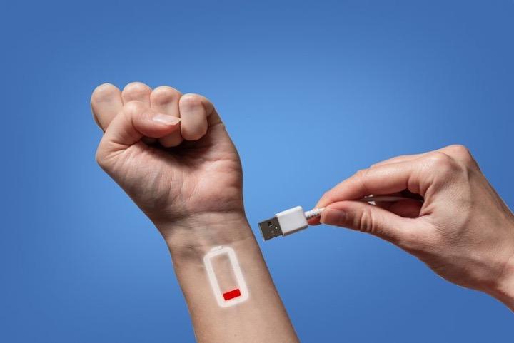 Các nhà khoa học tìm ra cách biến cơ thể bạn thành...một viên pin