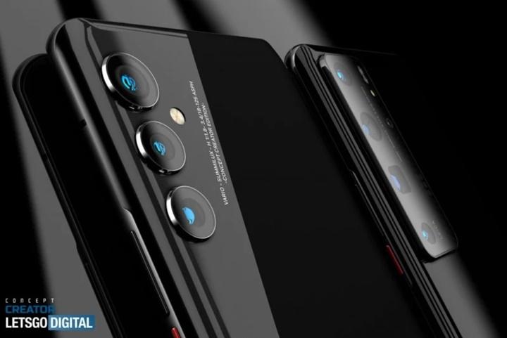 """Huawei P 50 là điện thoại đầu tiên sử dụng cảm biến 1"""" của Sony"""