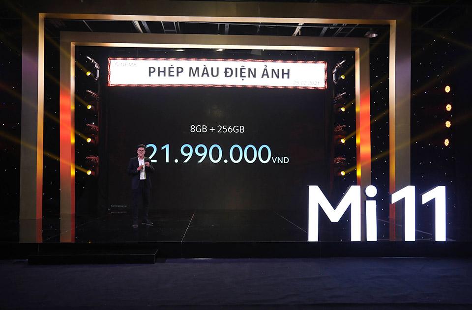 Bán Mi 11 giá 22 triệu đồng, Xiaomi thử thách lòng trung thành của Mi Fan ở Việt Nam