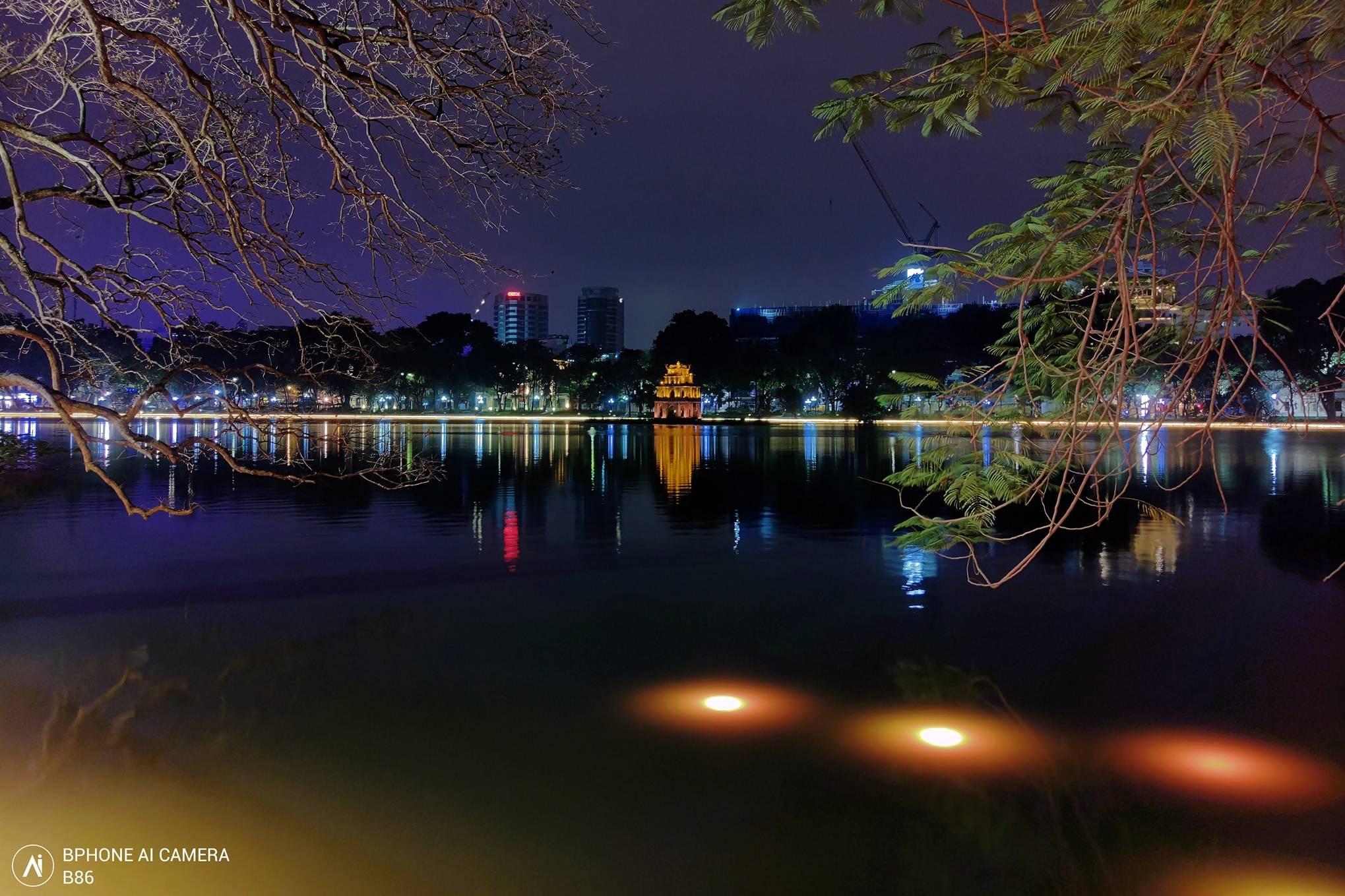 Bphone thế hệ mới sẽ được trang bị công nghệ chụp đêm sNight 2.0