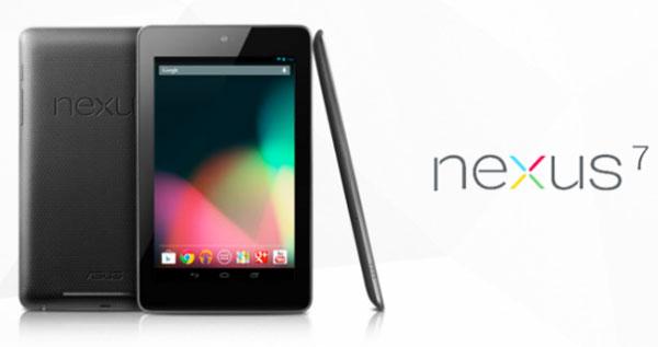 Nexus 7 cháy hàng trong những ngày đầu bán ra