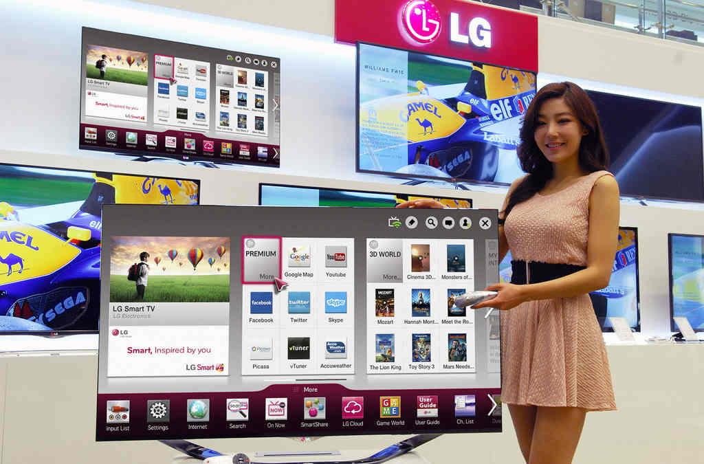 LG lần đầu bán được hơn 2 triệu chiếc TV OLED trong một năm