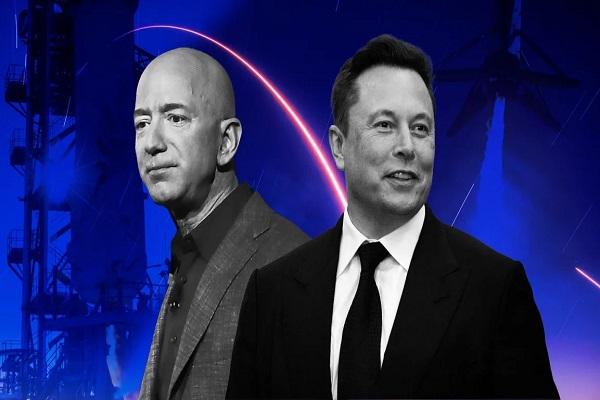 """Hai """"người ngoài hành tinh"""" Jeff Bezos và Elon Musk sẽ giúp chúng ta chinh phục không gian"""