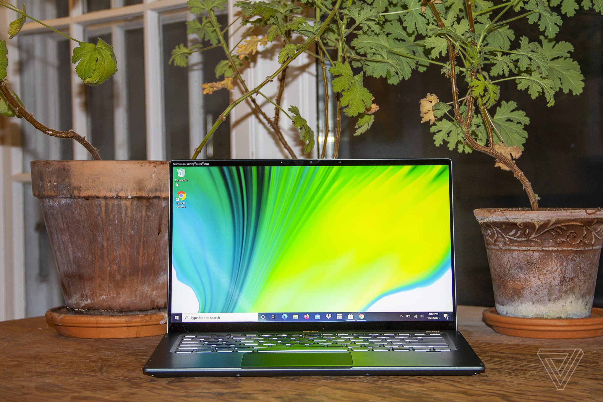 Đánh giá Acer Swift 5 (Late 2020): Mẫu laptop 'siêu di động' nhưng không mất đi sự 'siêu cấp'
