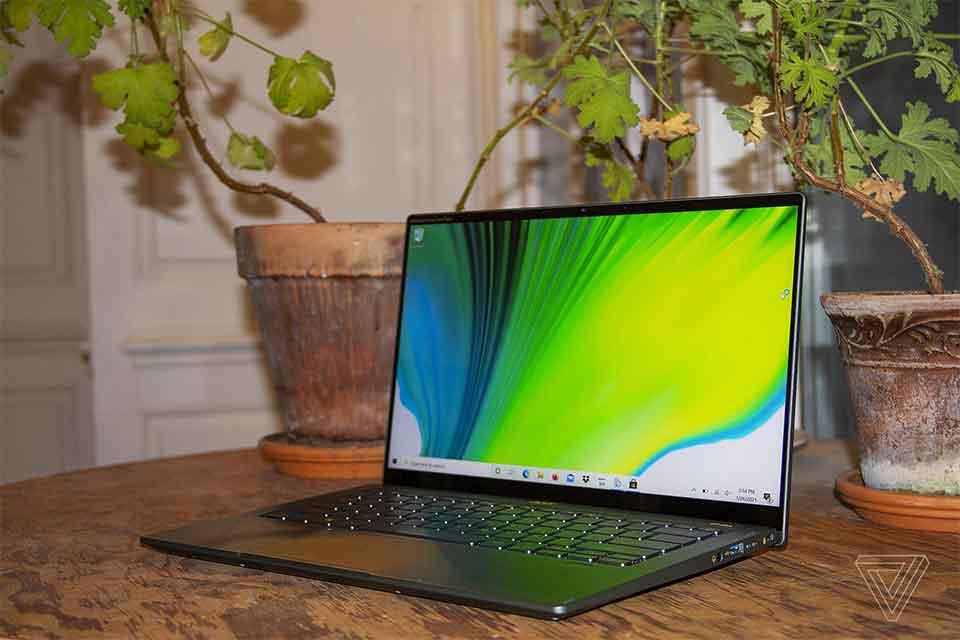 Đánh giá Acer Swift 5 (Late 2020): laptop 'siêu mỏng nhẹ' hiếm hoi không phải hy sinh hiệu năng