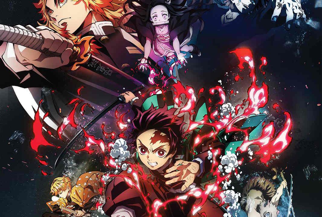 """""""Thanh gươm diệt quỷ"""" trở thành anime ăn khách nhất mọi thời đại"""