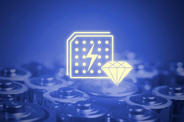 Pin kim cương hứa hẹn cung cấp năng lượng cho tàu thăm dò không gian trong 100 năm