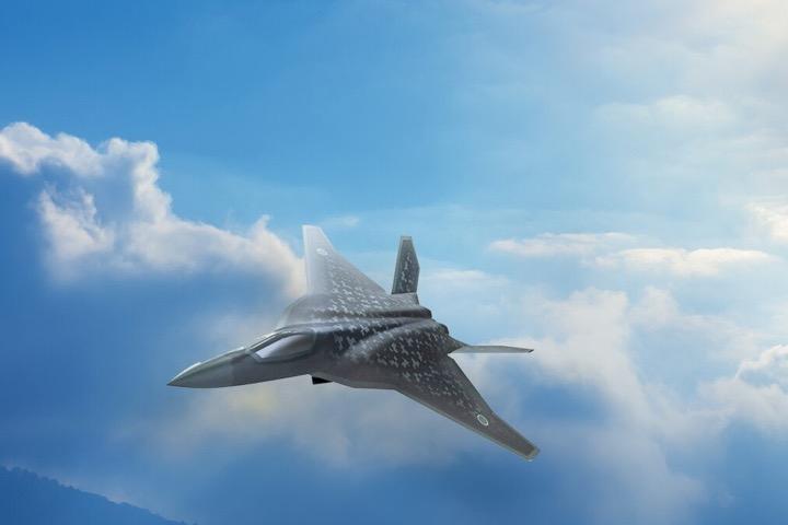 Máy bay chiến đấu mới của Nhật sẽ được trang bị công nghệ siêu tiên tiến, như vũ khí vi sóng