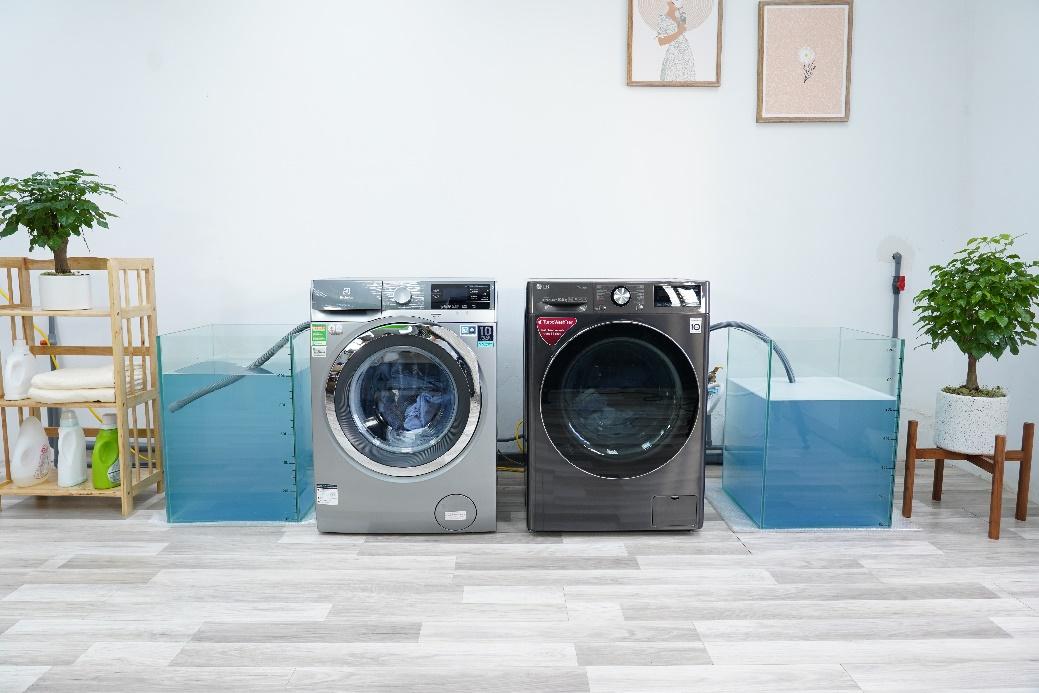Máy giặt tích hợp AI có phải lựa chọn tốt?