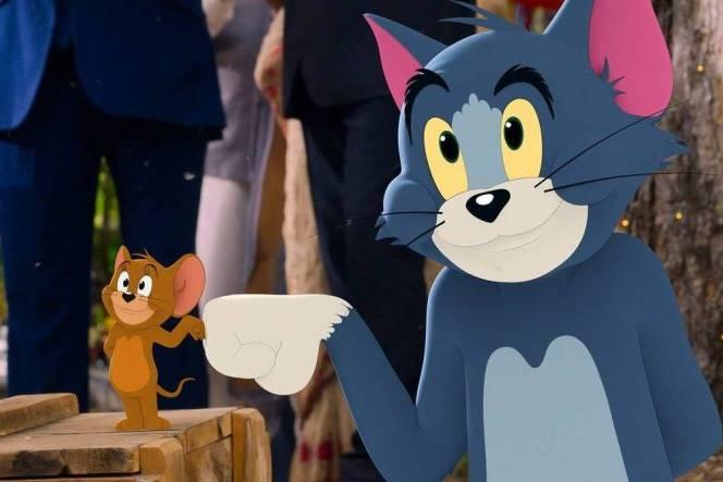 Chỉ thu về gần 2,5 tỷ đồng, 'Tom & Jerry: Quậy Tung New York' vẫn dẫn đầu doanh thu phòng vé